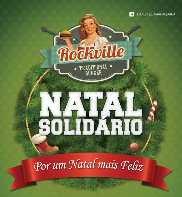 [Natal Solidário - Rockville]